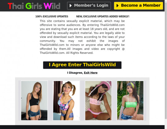 Thai girls wild premium passwords
