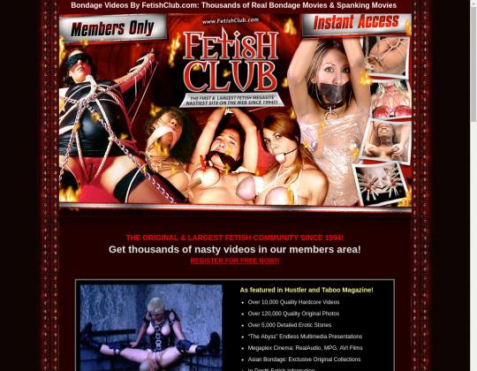 Fetishclub.com passwords
