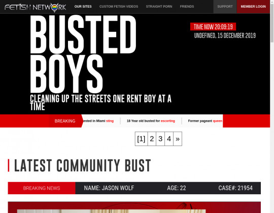 Bustedboys.com full premium December 2019
