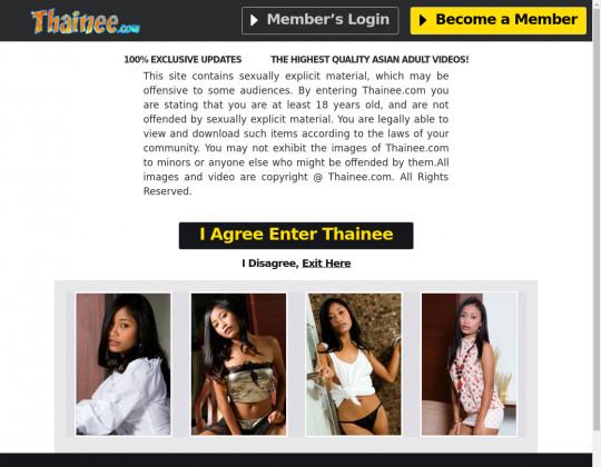 Thainee passwords