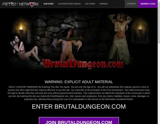 Brutaldungeon.com passwords