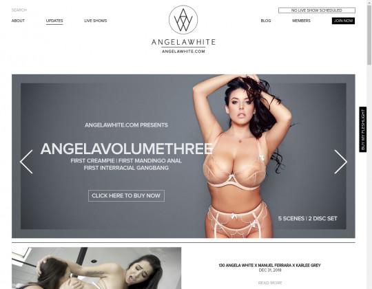 Angelawhite.com passwords December 2019