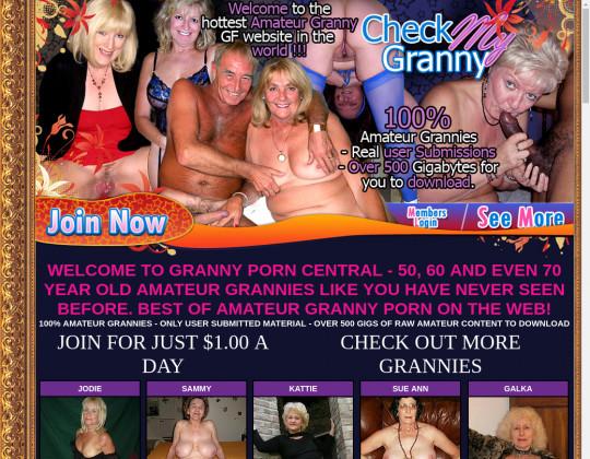checkmygranny.com - check my granny
