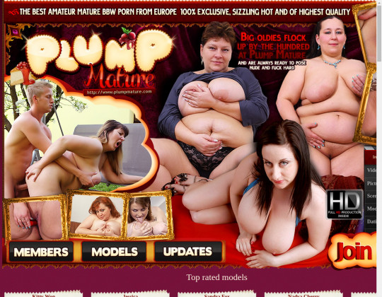 plumpmature.com - plump mature
