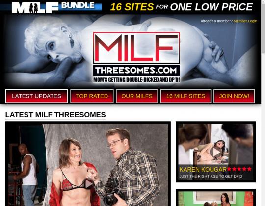 Milfthreesomes.com premium passwords