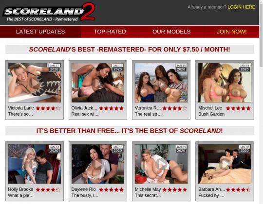 Scoreland2 full premium January 2020