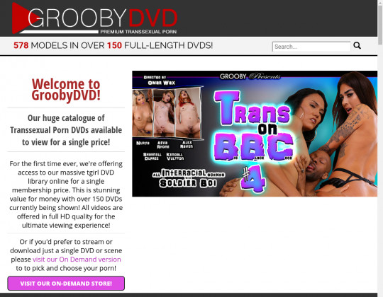 Grooby dvd premium passwords