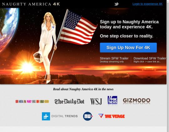 Naughty america 4k premium January 2020