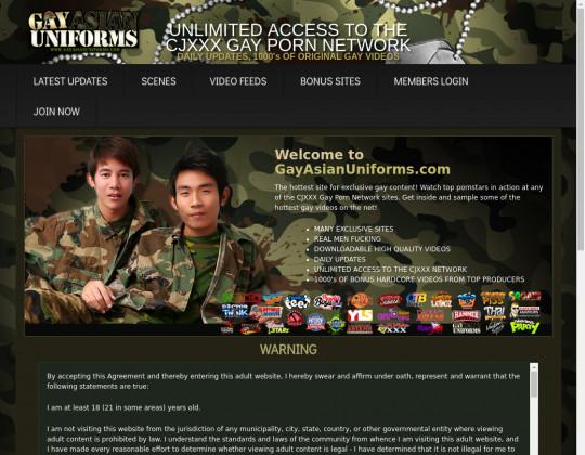 Gay asian uniforms full premium January 2020