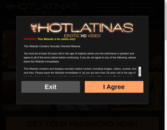 Hotlatinas full premium January 2020