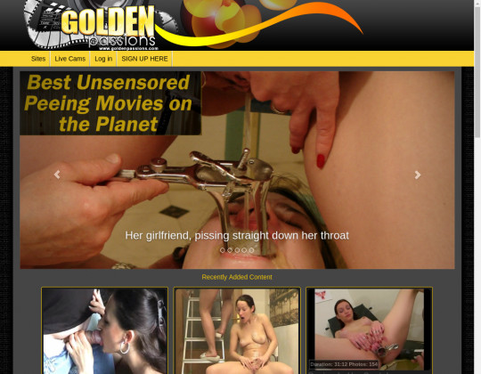 goldenpassions.com - golden passions