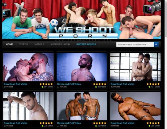 weshootporn.com - we shoot porn