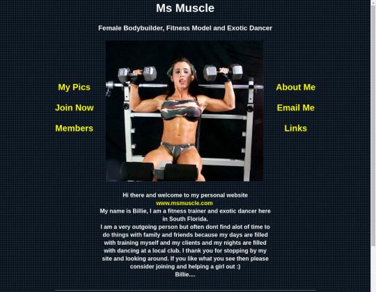 Dump premium Ms muscle