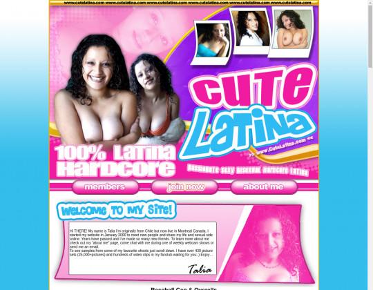 Cute latina premium February 2020