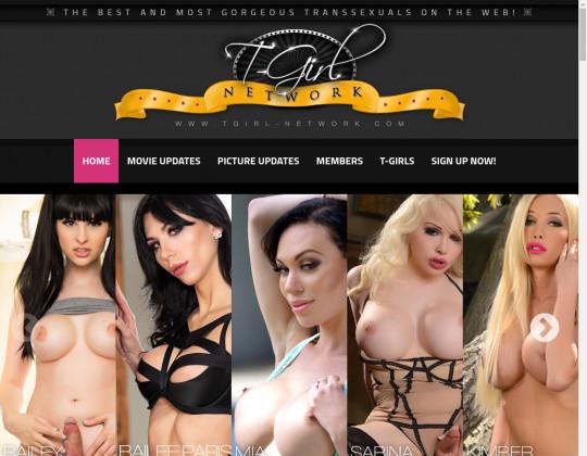 Best premium Tgirl network