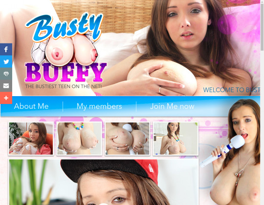 Busty buffy premium members