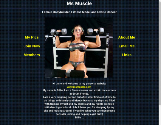 msmuscle.com - ms muscle