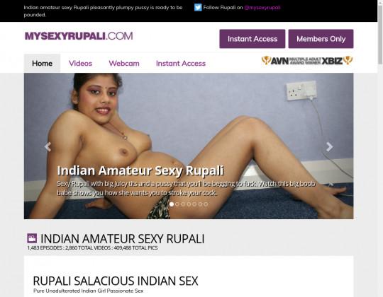 mysexyrupali.com - my sexy rupali