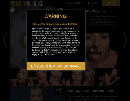premiumbukkake.com - premium bukkake