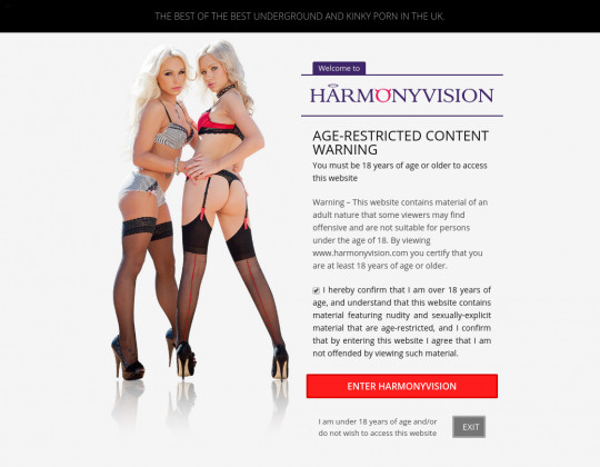Harmonyvision premium access