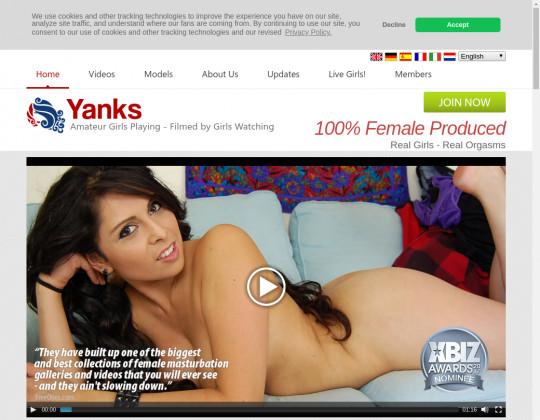 New premium Yanks.com