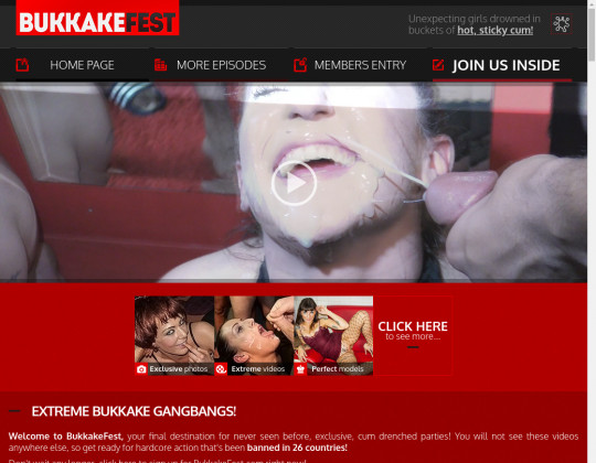 Bukkakefest.com passwords March 2020