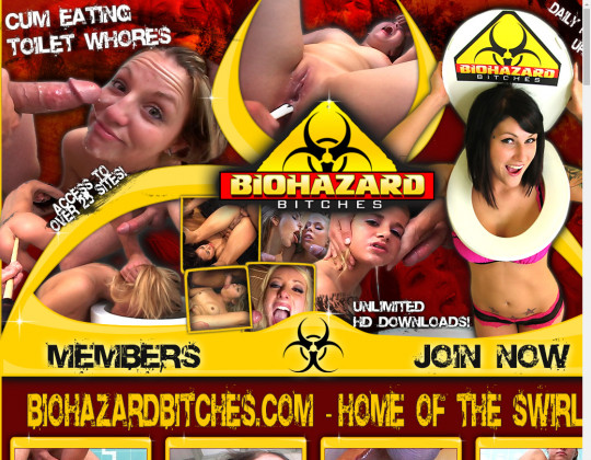 biohazardbitches.com - bio hazard bitches