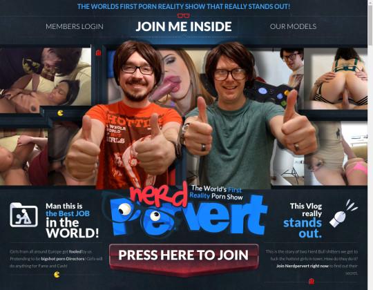 Nerdpervert.com passwords
