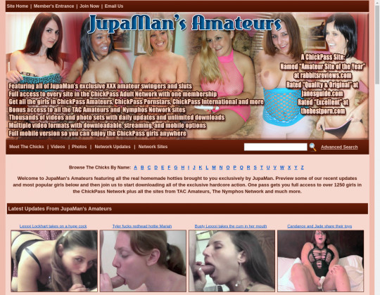 Jupamans amateurs premium members