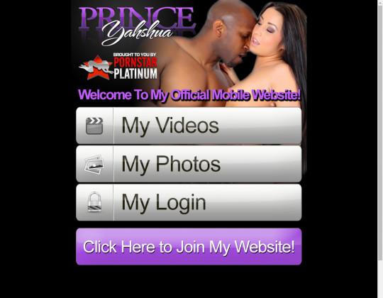 Prince yahshua premium members