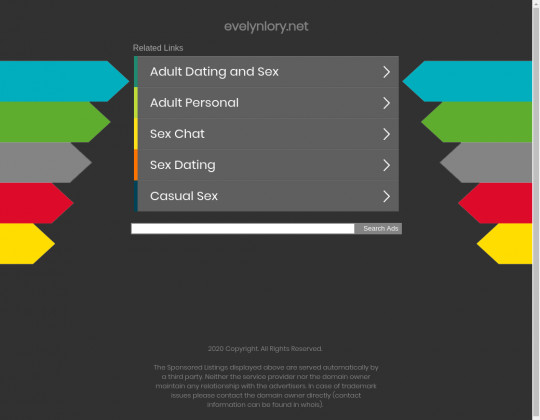 evelynlory.net - evelyn lory