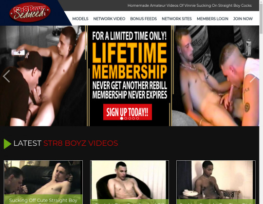 str8boyzseduced.com - str8 boyz seduced