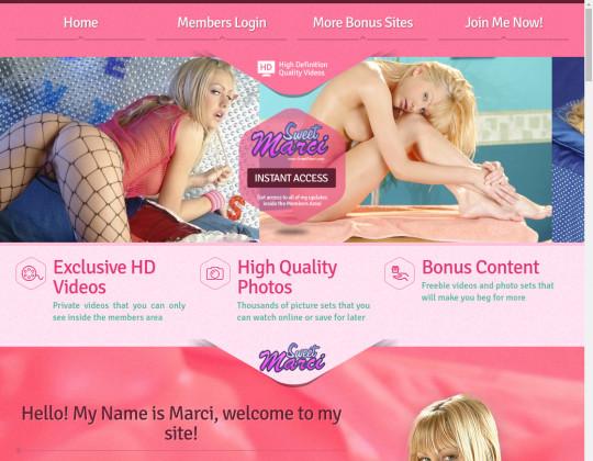 Sweetmarci.com passwords