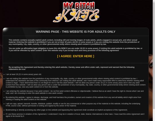 Mybitchkate.com premium May 2020