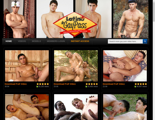 Latinogaypass.com premium members