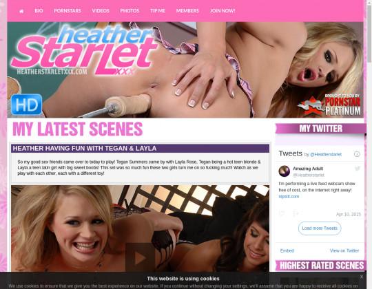 heatherstarletxxx.com - heather starlet xxx