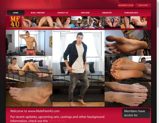 malefeet4u.com - male feet4u