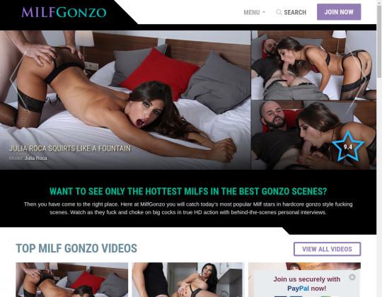 milfgonzo.com - milf gonzo