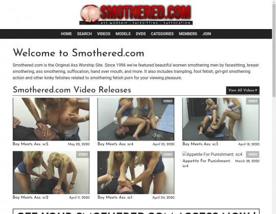 smothered.com - smothered