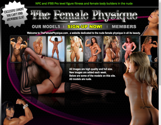 thefemalephysique.com - the female physique
