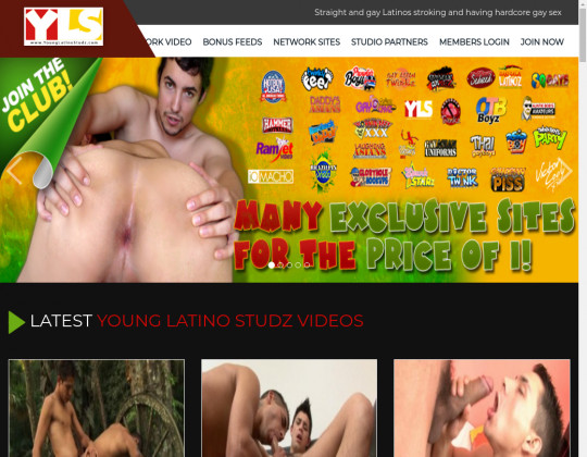 younglatinostudz.com - young latino studz