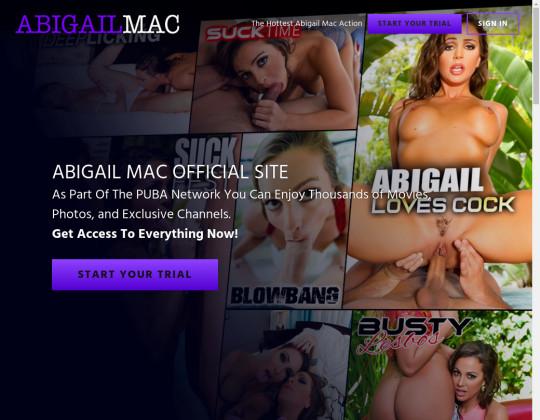 Abigail mac premium passwords