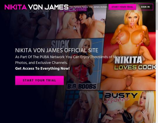 Free premium Nikita von james