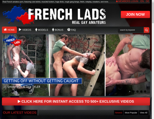 Frenchlads passwords