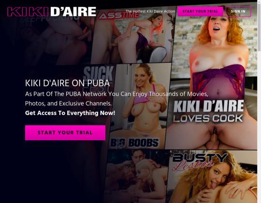 Kiki daire premium members