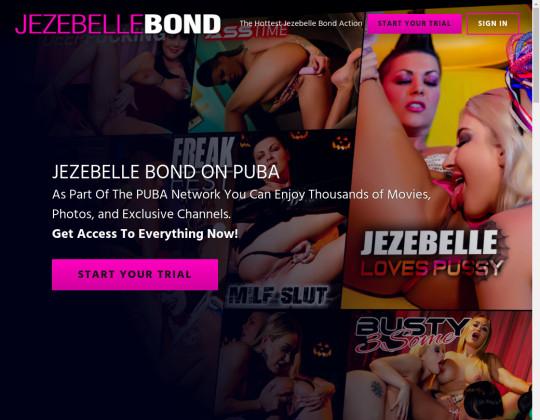 jezebellebond.puba.com - jezebelle bond