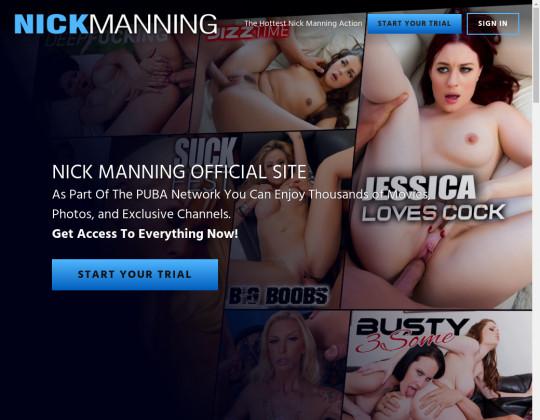 nickmanning.puba.com - nick manning