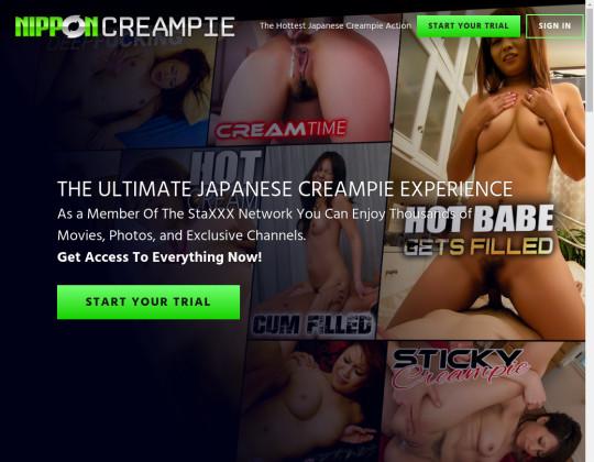nipponcreampie.com - nippon creampie