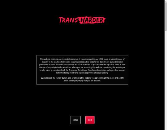 transharder.com - trans harder