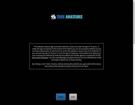trueamateurs.com - true amateurs